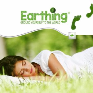 New! Earthing / Grounding sheet Antibacterial fitted sheet King size